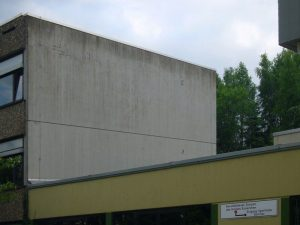 Signum Bautenschutz Referenz Berufskolleg Eifel