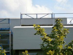 Signum Bautenschutz Referenz Schulzentrum Munster