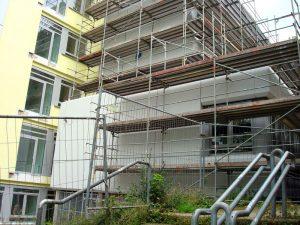 Signum Bautenschutz Referenz Schulzentrum West Wuppertal
