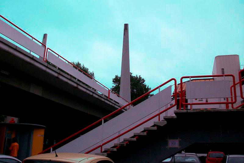 Signum Bautenschutz Referenz Brücke Uni Dortmund
