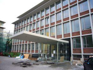 Signum Bautenschutz Referenz Bürogebäude Münster