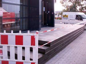 Signum Bautenschutz Referenz Fitness Studio