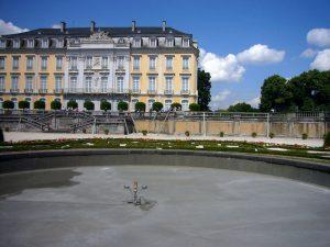 Signum Bautenschutz Referenz Fontänebecken