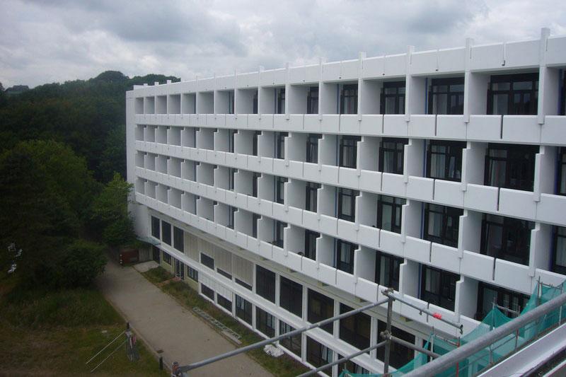 Signum Bautenschutz Referenz Klinik Königsfeld