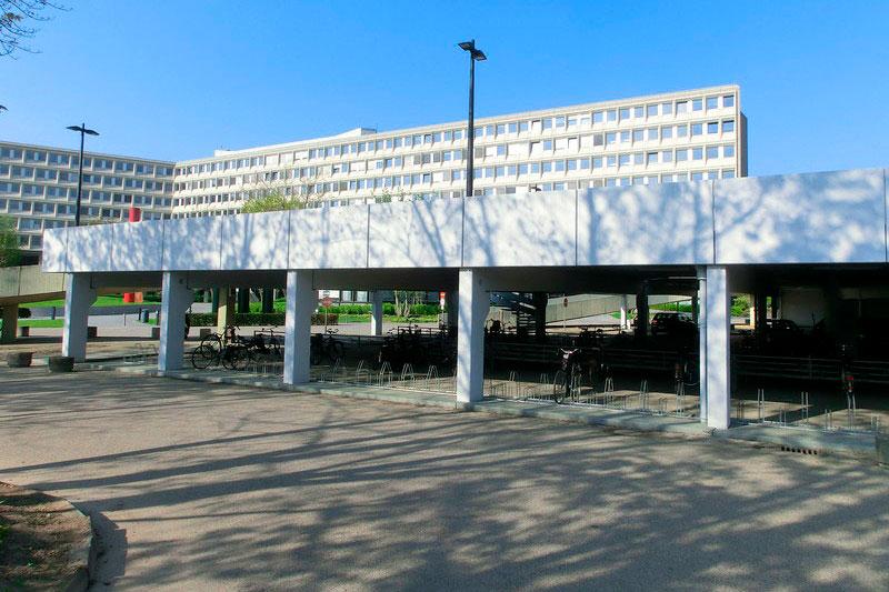 Signum Bautenschutz Referenz Parkdeck Rentenversicherung