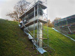 Signum Bautenschutz Referenz Schießstand Holtensen